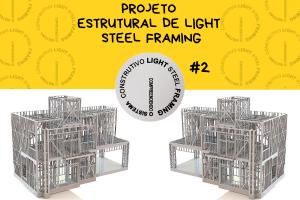 Projeto Estrutural de Light Steel Framing #2